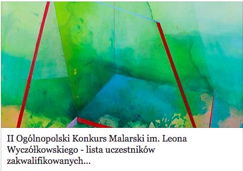 Agata_Kosmala_Konkurs_Wyczółkowskiego_